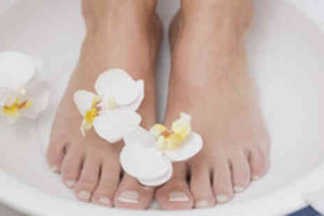 BioEnergiser - D Tox Foot Spa including 100g of soothing salt - Save 50%