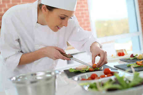 EventTrix - Accredited From Cook To Caterer Online Course - Save 92%