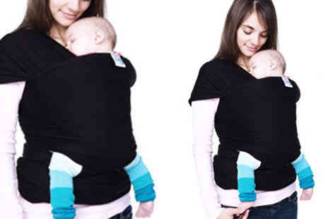 Supreme Direct - Baby Carrier Sling Wrap Top - Save 68%