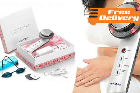 karpe deal - Three in One Cavitation Set With Free Delivery - Save 66%