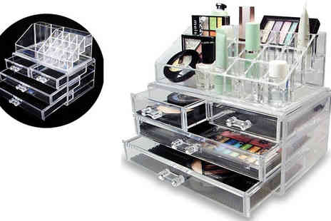 Fakurma - Make Up and Jewellery Organiser - Save 63%
