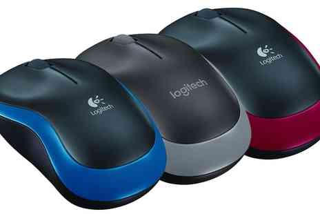 Raion - Logitech Wireless Mouse M185  With Free Delivery - Save 38%
