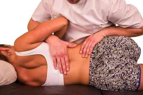 DW Osteopathy - Osteopathy Consultation with One or Three Treatments - Save 81%