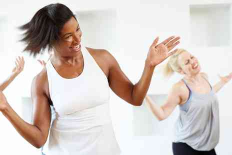 Studio Kew - Choice of Zumba, Latin or Salsa Dance Classes - Save 0%