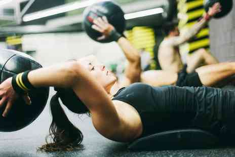 Oxfordshire Personal Training - 15 High Intensivity Interval Training or Box Classes - Save 84%