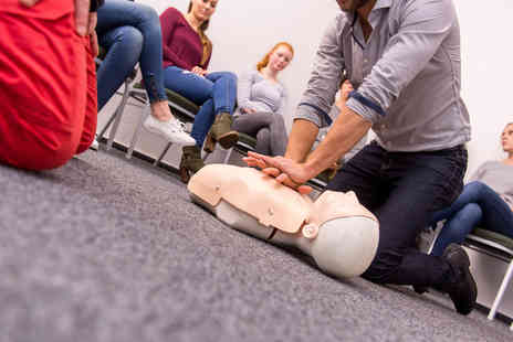 Meaningful Change - One day first aid at work course - Save 61%