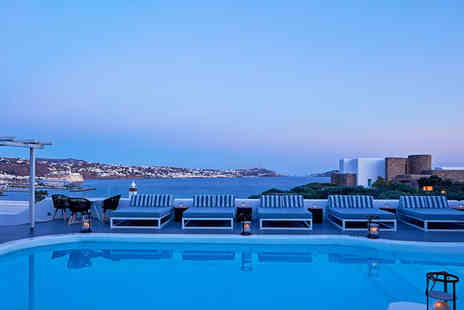 Mykonos Princess - Five Star 10 nights Stay in a Junior Sea View Suite - Save 37%