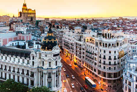 Hotel Quatro Puerta del Sol - Four Star 5 nights Stay in a Standard Room - Save 68%