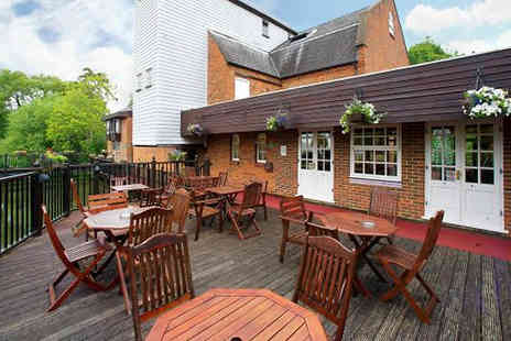The Watermill Hotel - One or two 2 Night Hotel Stay for Two With Wine and Breakfast - Save 0%