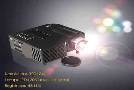 NEoffers - LED Projector - Save 53%