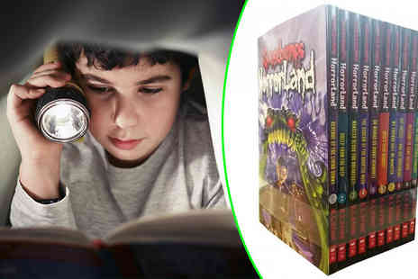 Snazal - Goosebumps HorrorLand Ten Book Set - Save 64%