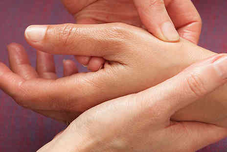 Centre of Excellence - Hand Reflexology Diploma Online Course - Save 87%