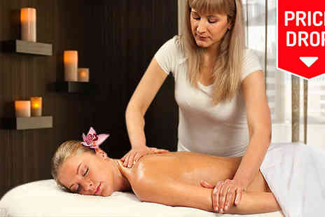 BlueMountain - Full Body Massage Diploma Level Two Online Course - Save 89%