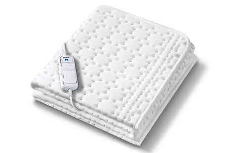 AMS Global - Beurer Allergy Free Heated Mattress Cover - Save 0%
