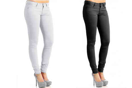 Bazaar me - New Skinny Womens Trousers - Save 85%