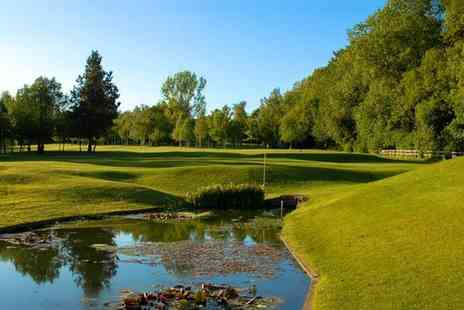 Alfreton Golf Club - 18 Holes of Golf with Hot Drink and Bacon Roll or Sunday Lunch for Two or Four - Save 58%