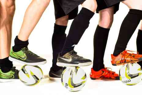 Fast Feet Football Academy - Three One Hour Mini or Junior Fast Feet Sessions - Save 0%