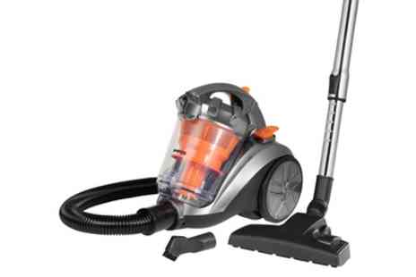 Groupon Goods Global GmbH - Pifco P28031 Multi Cyclonic Vacuum Cleaner With Free Delivery - Save 50%