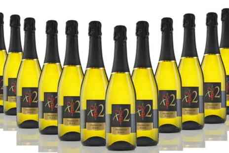 The Vineyard Club - 12 Bottles of Italian Extra Dry Prosecco With Free Delivery - Save 42%