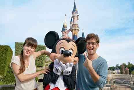 Coach Innovations - Two Night Coach Trip with Ticket to Disneyland with Coach Innovations - Save 19%
