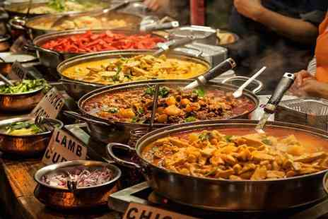 Anayas - All you can eat Indian buffet for two people - Save 30%