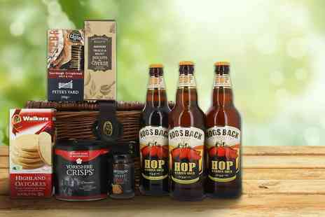 First4Hampers - Valentines beer hamper for men - Save 51%