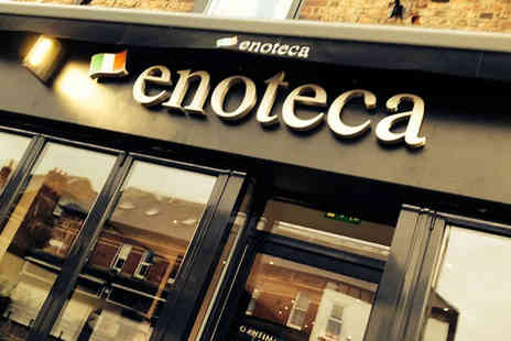 Enoteca Monton - Sharing cheese or meat board for two with 4 glasses of Prosecco - Save 50%