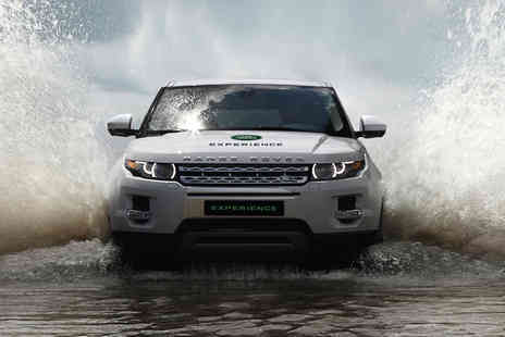 Brandscape - 30, 60 or 90 minute Land Rover off road driving experience - Save 0%