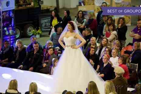 The Wedding Showcase - Two standard or VIP entry tickets to The Wedding Showcase on 4 To 5 February - Save 42%