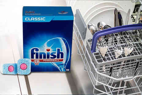 Ckent - Box of 90 Finish Powerball dishwasher tablets - Save 61%