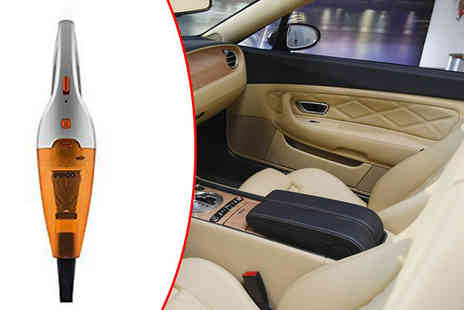 Ayinde Trading Solutions - Hand Held Car Vacuum - Save 79%