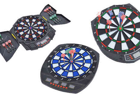 MHSTAR - Electronic Dartboards Three Models - Save 0%