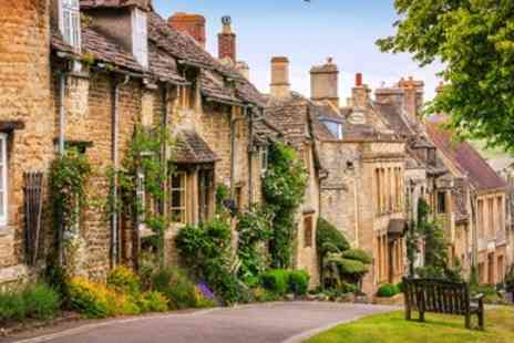 The Bull at Burford - 15th Century Inn Stay with Dinner - Save 40%