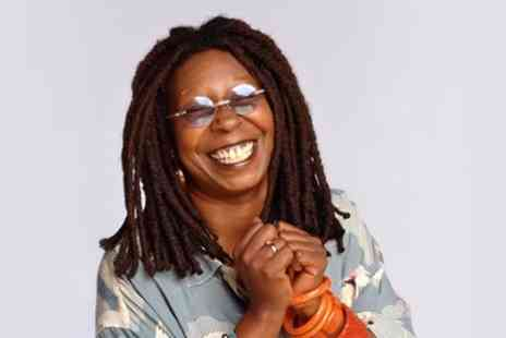 Boisdale of Canary Wharf - An Evening with Award Winning Actress Whoopi Goldberg - Save 35%