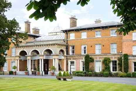 Oatlands Park Hotel - 18th Century Manor Stay with Breakfast - Save 54%