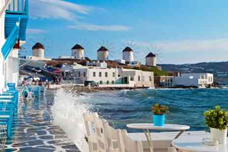 Forever Cruises - Greek Isles All Incusive Cruise with Como & Venice Stays - Save 0%