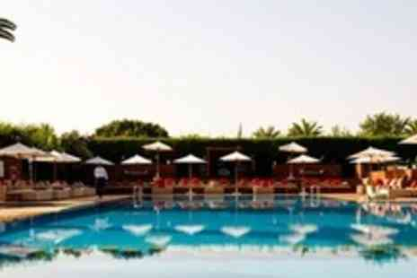Inspired Luxury Escapes - In Marrakech Four Night Stay For Two With Flights, Transfers and Breakfast between June 2012 - Save 49%