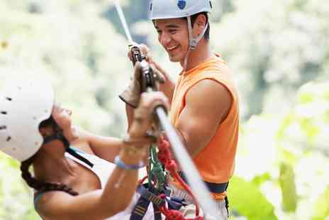 High Places Horsham - High Ropes Course for Two or Four - Save 53%