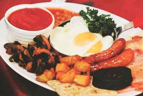 Nans Kitchen - English Breakfast for One or Two - Save 42%