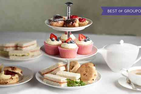 Rivenhall Hotel - Prosecco Afternoon Tea for Up to Four - Save 51%