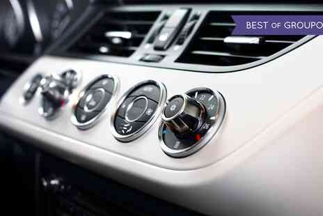 Drivers Autocentre - Car Air Conditioning Service with Re Gas and Optional 15 Point Safety Check - Save 0%