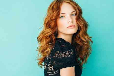 Fusion Salon - Cut and Blow Dry with Optional Conditioning, Colouring or Highlights - Save 55%