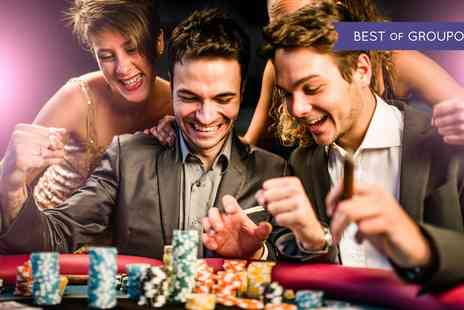 The Bridge Hotel - One or two tickets to a casino night with a three couse dinner on 18 February - Save 15%