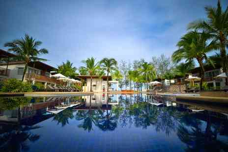 The Briza Beach Resort - Seven or ten night stay with breakfast - Save 89%