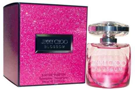 Groupon Goods Global GmbH - Womens Jimmy Choo Blossom 100ml EDP Fragrance - Save 39%
