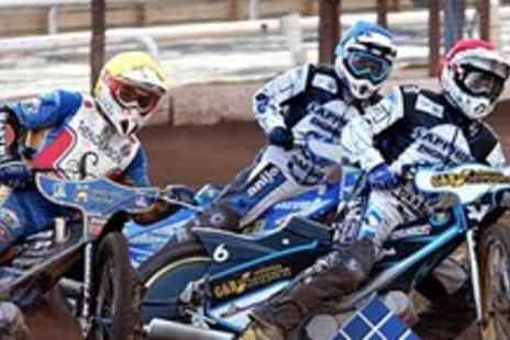 Newcastle Speedway - Motorcycle Speedway Ten Tickets to Newcastle Diamonds v. Leicester Lions - Save 67%