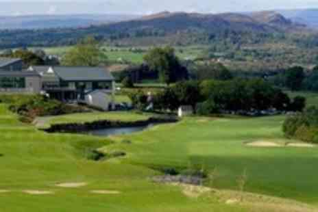 Castle Dargan Golf Hotel - In Ireland One Night Stay For Two With Spa Passes, Breakfast and Golf - Save 62%