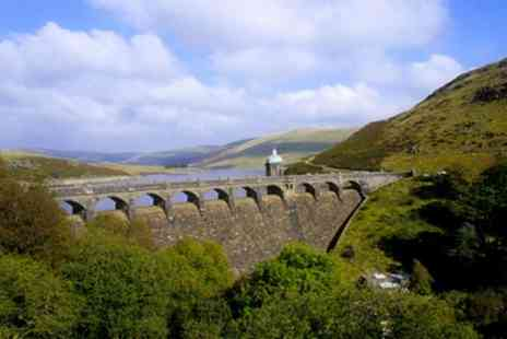 Elan Valley - One or Three Nights Stay for One or Two with Breakfast - Save 0%