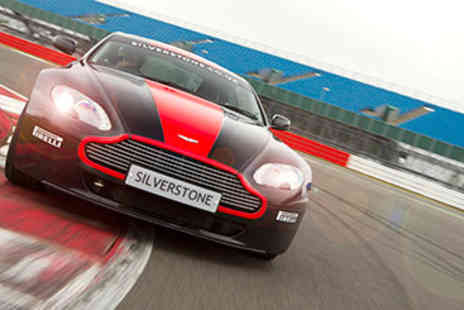Silverstone - Aston Martin Thrill - Save 17%