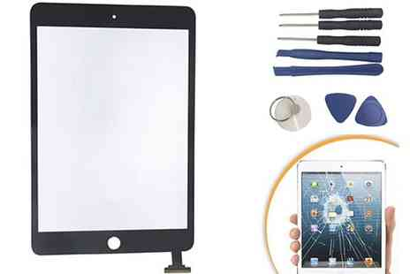 Comxuk - iPad Mini Replacement Touch Screen With Toolkit - Save 78%